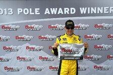 NASCAR - Kenseth antwortet mit erneuter Pole