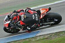 Superbike - Guintoli hofft auf bessere Pace im Rennen
