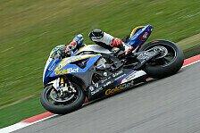 Superbike - Schwieriges Wochenende für BMW