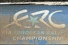 Mehr Rallyes - ERC-Lauf in San Marino gestrichen