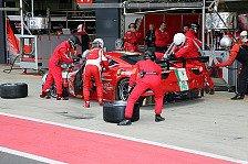 WEC - Bilder: Silverstone - Ferrari