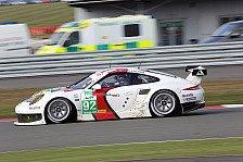 WEC - Bilder: 6 Stunden von Silverstone - Porsche