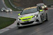 24 h Nürburgring - Opel ist zurück in der Grünen Hölle