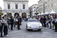 Mehr Rallyes - Mille Miglia: Stuck im Porsche 356