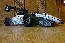 Formula Student - Rollout - Rennteam Uni Stuttgart