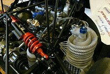 Formula Student - Bilder: F0711-8 - Der neue Bolide aus Stuttgart
