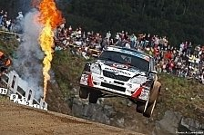 Mehr Rallyes - Wallenwein: Platz acht war drinnen