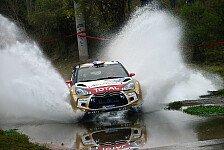WRC - Loeb siegt in Argentinien
