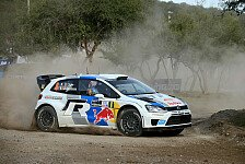 WRC - VW erlaubt Duell Ogier vs. Loeb