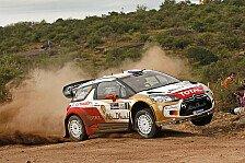 WRC - Loeb zieht in Argentinien davon