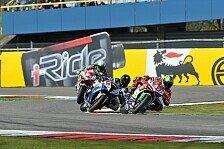 Superbike - Bilder: Niederlande - 3. Lauf