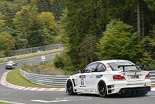 24 h Nürburgring - Ahles Motorsport: Top-Fünf im Visier