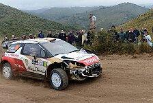 WRC - Co-Pilot schuld an Sordo-Überschlag
