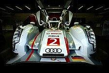 WEC - Bilderserie: Stimmen der Audi-Piloten vor Shanghai