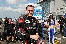 WTCC - Muennich Motorsport in Ungarn mit Zusatzgewicht