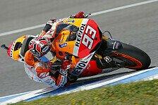MotoGP - Repsol-Honda-Piloten auf P2 und P5
