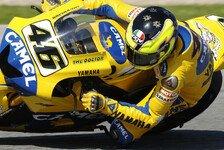 MotoGP - 2. Training: Rossi beendet den Freitag mit Bestzeit