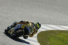 MotoGP - Keine Gefahr für Valentino Rossi