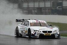 DTM - Tomczyk ist der drohende Regen egal