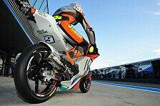 Moto3 - Finsterbusch: Startklar für Indianapolis