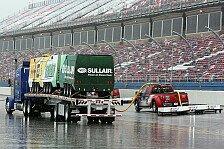 NASCAR - Regen-Pole für Almirola