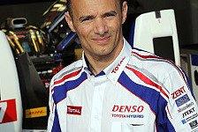 Mehr Rallyes - Stephane Sarrazin