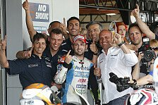 MotoGP - Barbera lässt sich die Mandeln entfernen