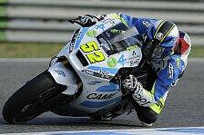 MotoGP - Langsamer Pesek ist sprachlos