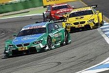 DTM - DRS und Option-Reifen: Piloten begeistert