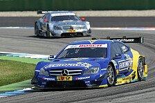 DTM - Paffett: Als bester Mercedes-Pilot auf Platz 12