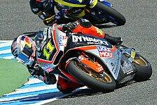 Moto2 - Cortese: Mit Verletzung auf Startplatz 17