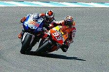 MotoGP - Marc Marquez' strittigste Manöver