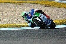 Moto2 - Krummenacher in den Punkterängen