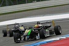 Formel 3 EM - Lucas Wolf in Spielberg sensationell Dritter