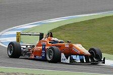 Formel 3 EM - Rosenqvist holt Pole-Position in Zandvoort