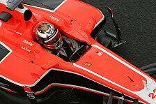 Formel 1 - Bianchi: Updates scheinen zu funktionieren