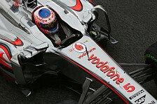 Formel 1 - Fortschritte bei McLaren nicht groß genug