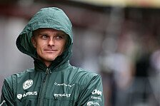 Formel 1 - Caterham: Comeback von Kovalainen?