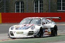 Blancpain GT Serien - Rudi Penders