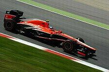 Formel 1 - Balanceprobleme bei Marussia
