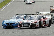 24 h Nürburgring - Trotz heftigem Unfall: Rast am Start