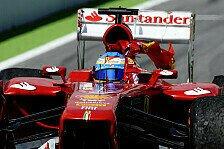Formel 1 - Alonso lässt die Spanier jubeln