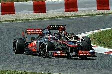 Formel 1 - Buttons Drei-Stopp-Strategie ging auf