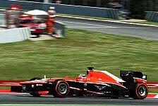 Formel 1 - Bianchi: Hätte Bottas kriegen können