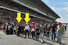 Formel 1 - Bilderserie: Spanien GP - Fundsachen aus Barcelona