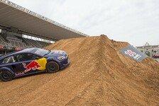 Mehr Rallyes - Sainz startet bei den X-Games