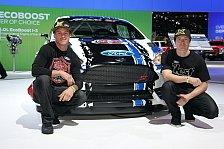 Mehr Rallyes - Ford Fiesta ST bei X-Games-Premiere in Europa