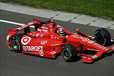 IndyCar - Indy 500: Franchitti am fünften Tag Schnellster
