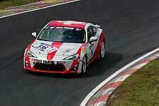 24 h Nürburgring - Toyota GT86 und Lexus LFA starten am Nürburgring