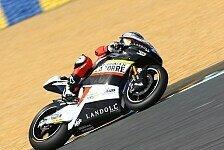 Moto2 - Schrötter von WM-Punkten überzeugt